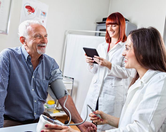 Behandlungspflegen dienen der Sicherung der ambulanten ärztlichen Versorgung