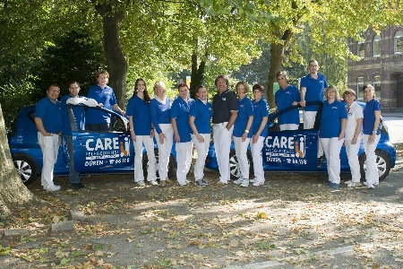 Das Care Pflegedienst Team