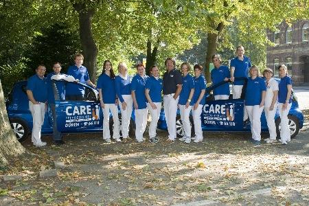 Das Care Pflegedienst Team