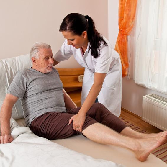 Der Care Pflegedienst ist auch in der  Verhinderungspflege für Sie oder Ihren Angehörigen da.